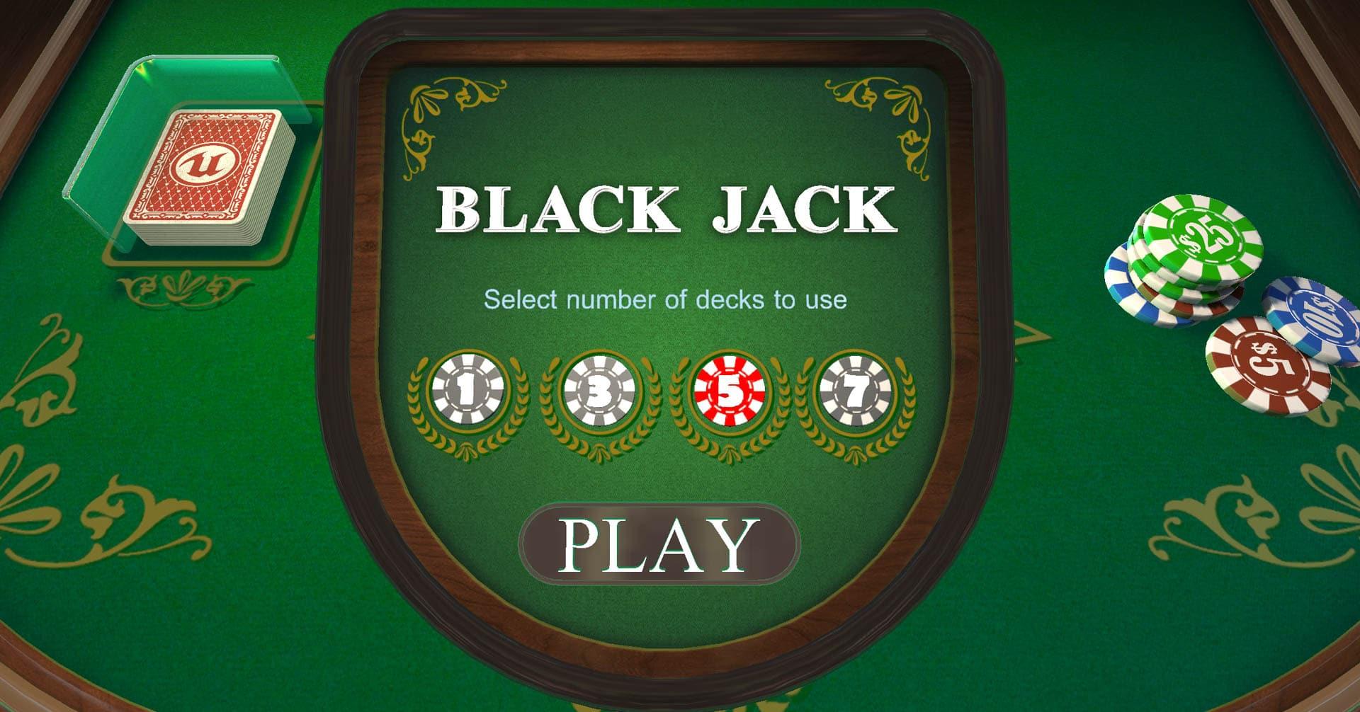 blackjack cesitleri nelerdir