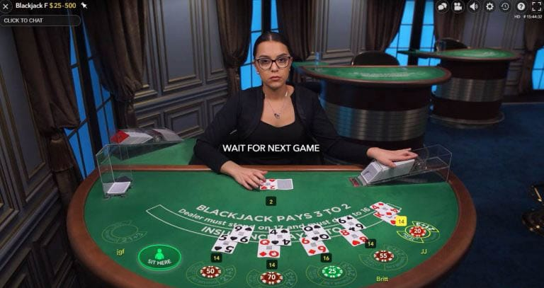 canli blackjack nasil oynanir