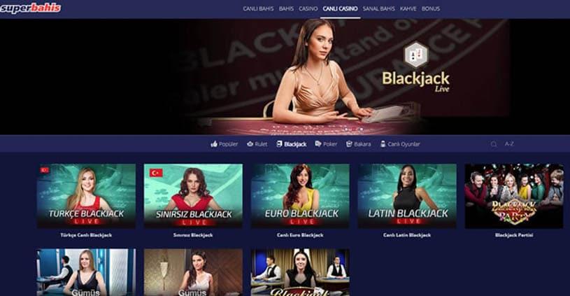 superbahis blackjack nasil oynanir